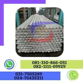 SUPLAYER PVC PANJANG 4 METER SEMUA UKURAN