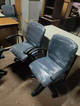 Office chairs refurbished