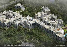No Brokerage!! Studio Flats for Sale in Palaspe, Panvel