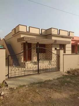 Newly built 2 bhk house for sale near Vamanjoor check post, Mangalore.