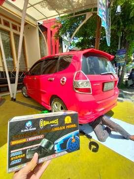 Mobil yg Sering GASRUK/MENTOK Butuh BALANCE Sport Damper utk ATASI Bos