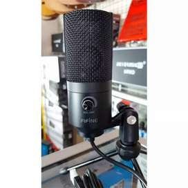 Mic Fifine K669B Microphone for Gaming , Recording,Podcasting&Youtuber