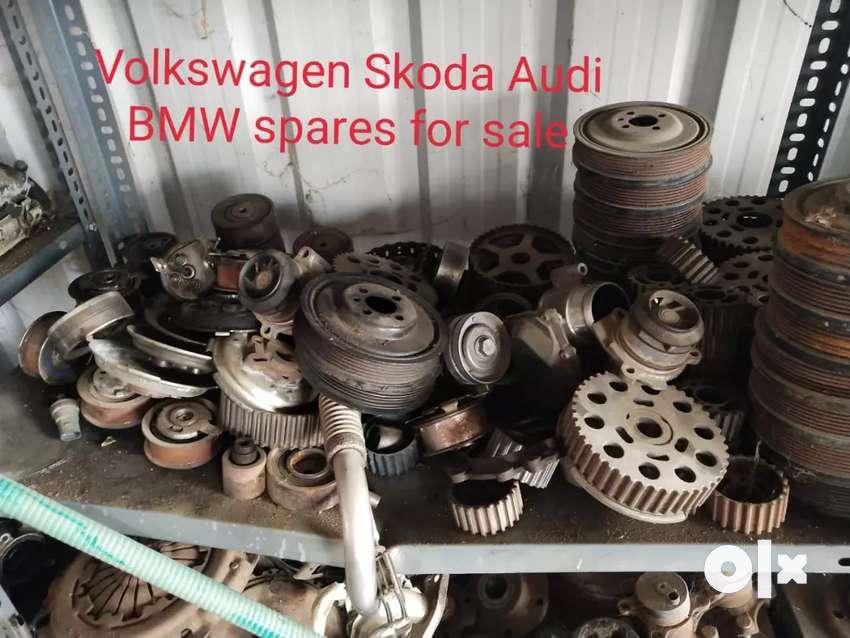 spares for sale(volkswagen skoda audi bmw) 0