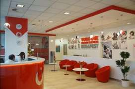 Hiring in Vodafone Head Offc