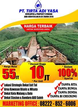 tanah kavling untuk hunian dan investasi
