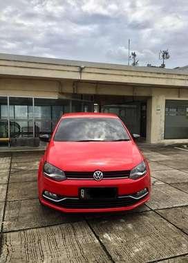VW Polo 1.2 TSI Turbo AT 2016 bisa tt yaris jazz golf sirion march
