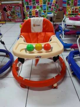 Baby walker baru merk biasa