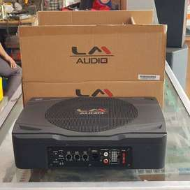Subwoofer Kolong + Speaker Split LM Audio | FAJAR MOBIL |