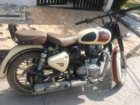 Bullet classic 500 cc early used