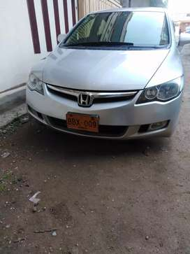 Honda civic 2006 japan assembled varient imported in 2014