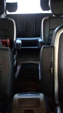 Scorpio VLX  captain seater