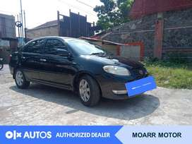 [OLX Autos] Toyota Vios G 2004 Bensin A/T Hitam#Moarr Motor