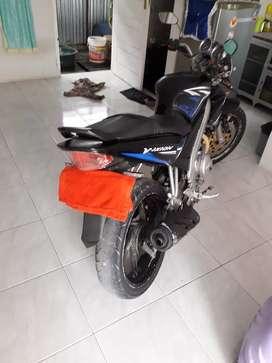 Jual motor yamaha vixion, butuh uang mau tahun baru..