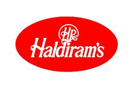 Haldiram Company freshers and experience male/Female candidates for pa