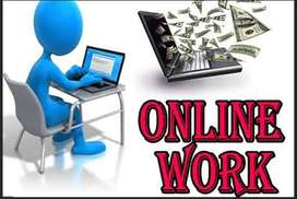 Online Work Available ( Work From Home)