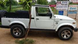 New gypsy very gud condition white colour