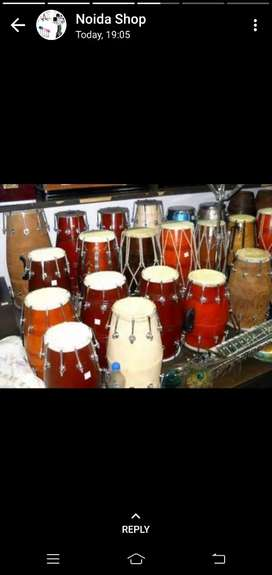 Best quality Dholak with amazing sound quality in discount offer price