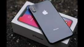 i.Phone X 256GB, 12MP Dual Cam @ low price with COD available.