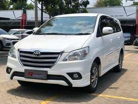 Toyota Kijang Innova G Luxury AT 2015 Captain seat