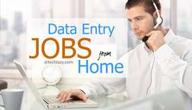 Very Easy Jobs Home Based Data Entry or Ad Posting Jobs ..Join Now