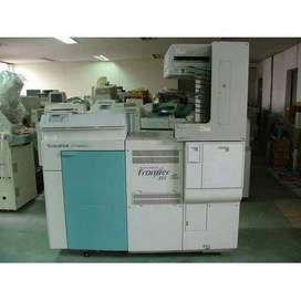 Fuji Digital Photolab/Minilab Frontier 355 with Scanner and Parts