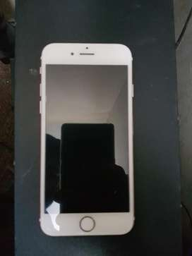 Iphone 6s Rose Gold 64 GB 10/10 phone only