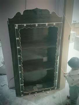 dressing table without mirror new condition with desigin