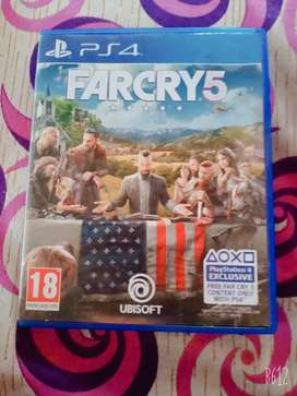 I want sell my PS4 disk (FARCRY5) at 1500