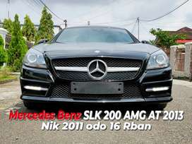 [ Odo 16bRban ] Mercedes Benz SLK 200 AMG AT 2013 nik 2011 / Mercy