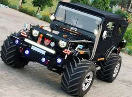 Rahul jeep modified-All jeeps order Base Ready
