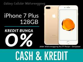 iPhone 7 Plus 128gb Black, Gold, Rose, Silver Garansi 1Thn Bisa Kredit