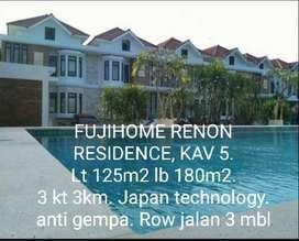 Rumah bagus murah di Renon Denpasar Bali