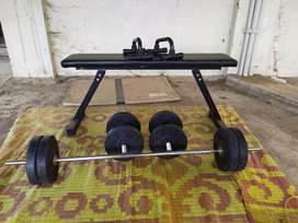 Gym kit in good condition