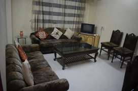 Bachelor allow Fully Furnishe 3Bhk Available