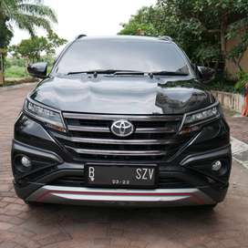Toyota Rush TRD Sportivo AT 2018, bs kredit KM rendah