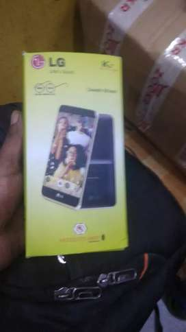 Lg K7 4G VOLTE sealed pack phone