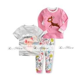 Girlset fashion pajamas II