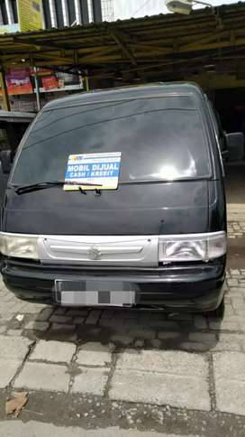 Suzuki Futura Minibus DX