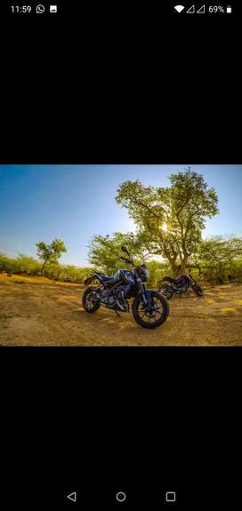 Ktm duke 200 in very good condition  for sale in delhi. price fixed