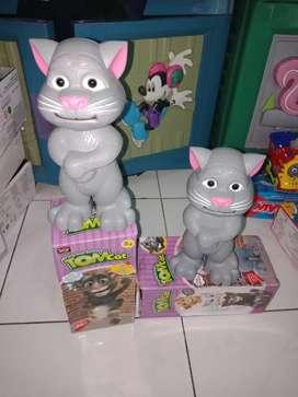 Boneka tom kucing..mainan anak