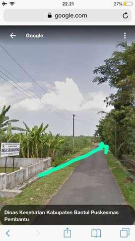 BUTUH UANG Jual Cepat Kilat Nego! Lokasi 5 Menit Pasar Pundong.