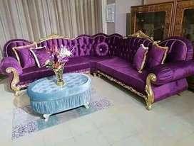 Kursi tamu sofa klasic