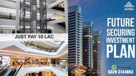 SHOPS Available for Sale  in ABUL QASIM MALL AND RESIDENCY Bahria Town