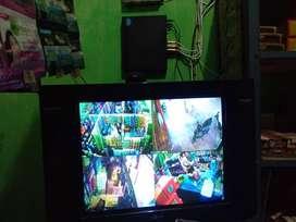 Paket CCTV Online FULL HD Camera 2MP + instalasi + HDD 500GB