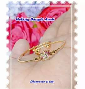 Xuping gelang Kitty anak