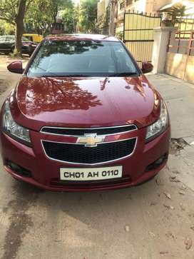 Chevrolet Cruze 2010-2011 LTZ AT, 2011, Diesel