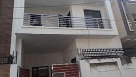kothi double story in 155 gaz  with front wide 30 fert road