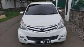 New Avanza G 1.3 th 2014 super istimewa