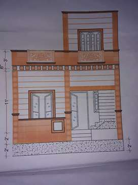 I want saling my 2 bhk house in plaza