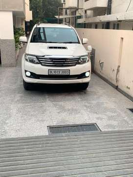 Fortuner automatic